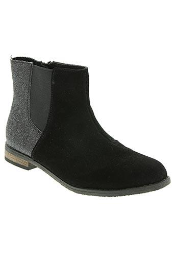 sk8 chaussures femme de couleur noir