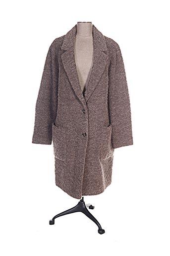 rofa fashion group manteaux femme de couleur gris