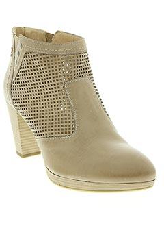 b76542f4c83f0a Bottines Et Boots Femme En Soldes – Bottines Et Boots Femme | Modz