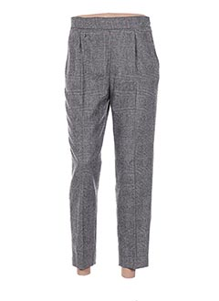 Pantalon 7/8 gris HARRIS WILSON pour femme