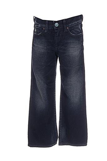 Jeans coupe droite bleu JAPAN RAGS pour garçon