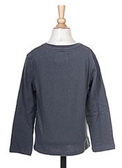 T-shirt manches longues gris JAPAN RAGS pour garçon seconde vue