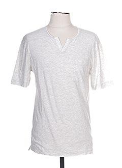 Produit-T-shirts-Homme-SELECTED