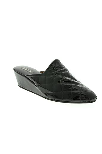 dinastia chaussures femme de couleur noir