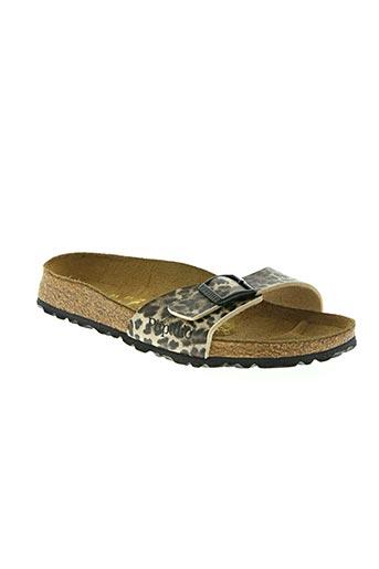 papillio chaussures femme de couleur marron