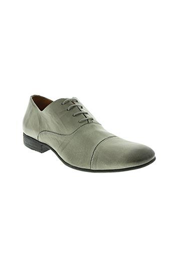 brett & sons chaussures femme de couleur gris