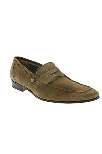 kenzo takada chaussures homme de couleur beige