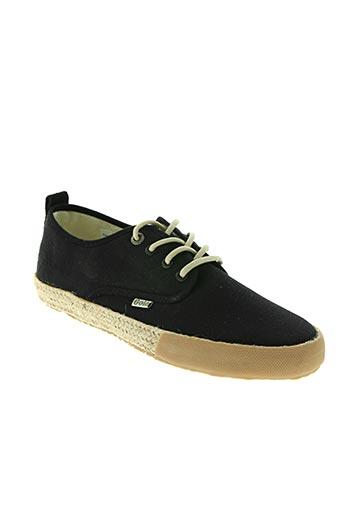 gola chaussures homme de couleur noir
