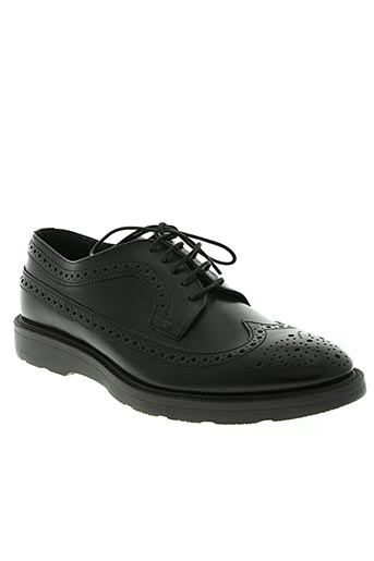 pellet chaussures homme de couleur noir