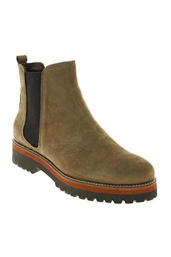 spaziomoda chaussures femme de couleur marron