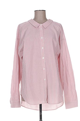 numph chemises femme de couleur rose