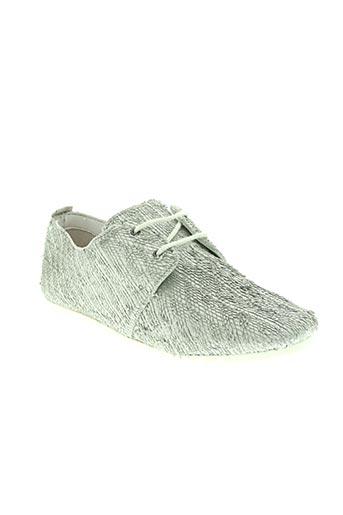 maruti chaussures femme de couleur gris
