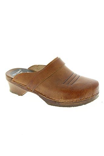 art qualite chaussures femme de couleur marron