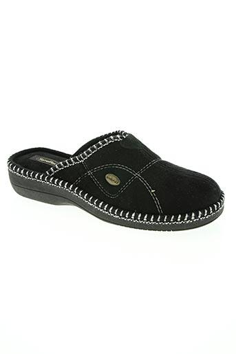semelflex chaussures femme de couleur noir