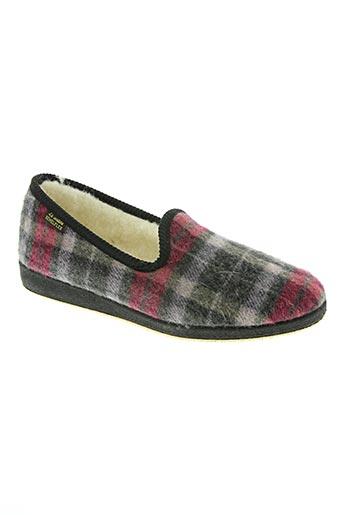 semelflex chaussures femme de couleur rose