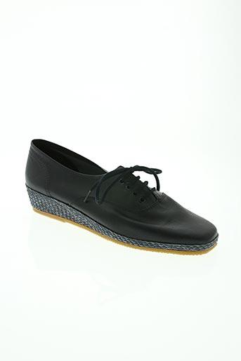 spiffy chaussures femme de couleur bleu