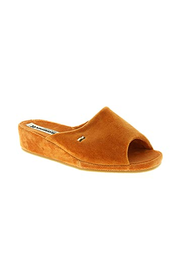 romika chaussures femme de couleur orange