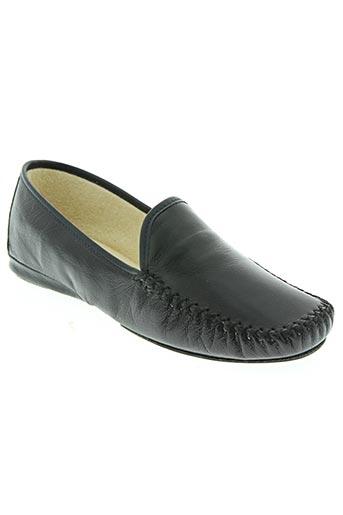 heller chaussures femme de couleur bleu