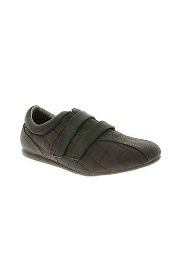 pilar abril chaussures femme de couleur marron