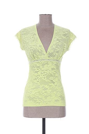 suggest chemises femme de couleur vert