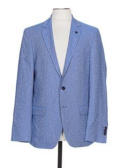 Veste chic / Blazer bleu KARL LAGERFELD pour homme