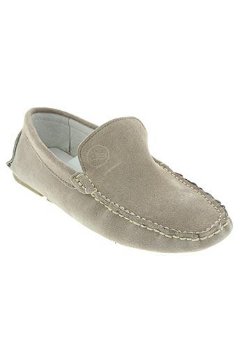 jean boros chaussures homme de couleur gris