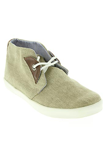 style italy chaussures homme de couleur beige
