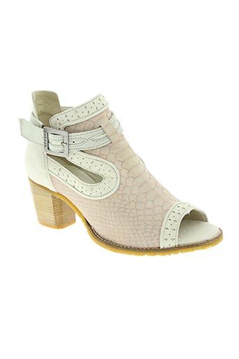dkode chaussures femme de couleur rose