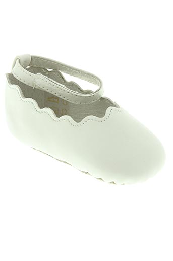 chloe chaussures fille de couleur blanc