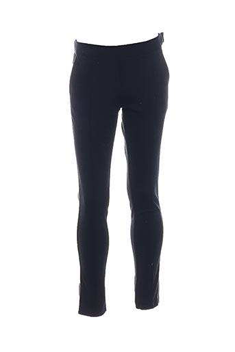Pantalon chic noir CHLOE pour fille