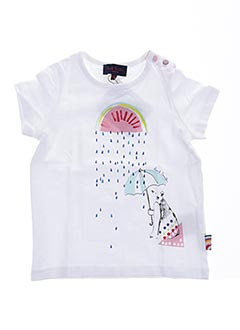 Produit-T-shirts-Fille-PAUL SMITH