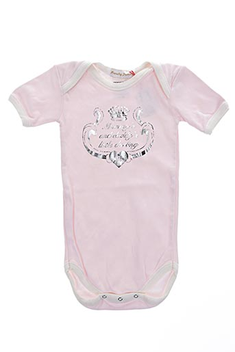 frenchy yummy t-shirts fille de couleur rose