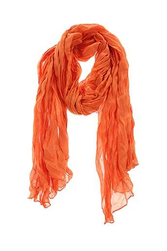 ddp accessoires femme de couleur orange