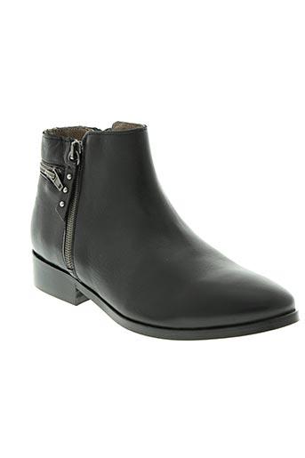 mkd chaussures femme de couleur noir