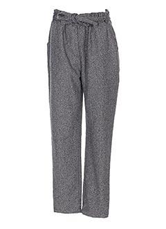Pantalon casual gris PLEASE pour fille