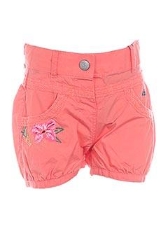 Produit-Shorts / Bermudas-Fille-CATIMINI