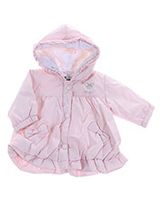 Doudoune rose ABSORBA pour fille seconde vue