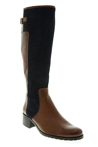 vitti love chaussures femme de couleur marron