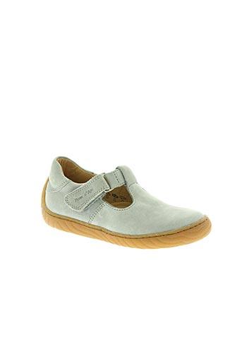 pom d'api chaussures garçon de couleur gris