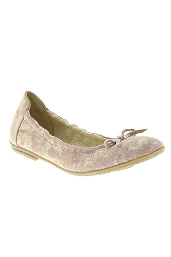 ramdam chaussures fille de couleur rose