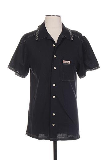 regence chemises femme de couleur noir