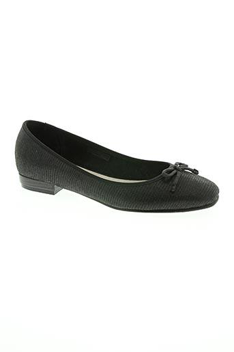 christine laure chaussures femme de couleur noir