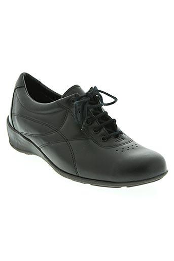 bopy chaussures femme de couleur noir