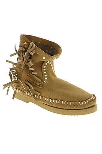 n°*11 chaussures femme de couleur beige