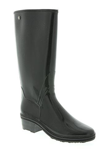 meduse chaussures femme de couleur noir