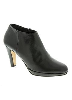 Bottines/Boots noir ANNA VOLODIA pour femme