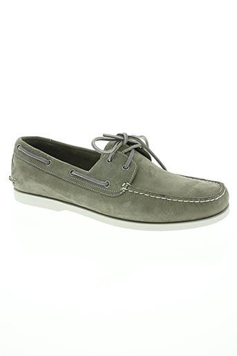 rockport chaussures homme de couleur gris