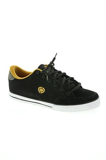 c1rca chaussures homme de couleur noir