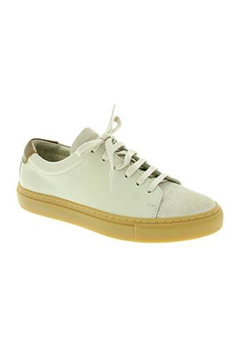 national standard chaussures femme de couleur beige