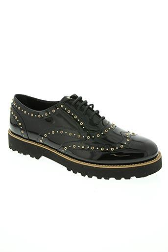 hogan chaussures femme de couleur noir